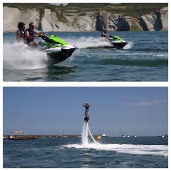 Package Jet ski 1h et session de FlyBoard image 1