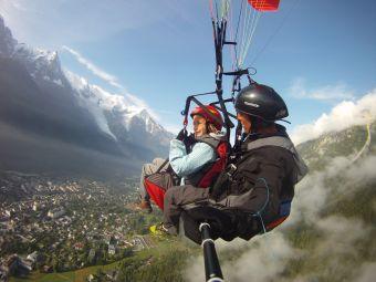 Vol découverte à Planpraz, 1000m au-dessus de Chamonix image 6