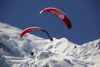 Vol découverte à Planpraz, 1000m au-dessus de Chamonix image 1