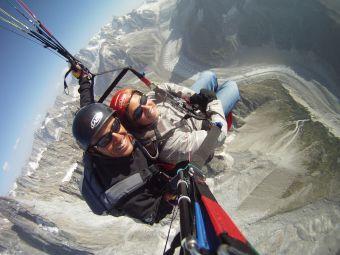 Vol découverte à Planpraz, 1000m au-dessus de Chamonix image 2