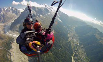 Vol découverte à Planpraz, 1000m au-dessus de Chamonix image 5