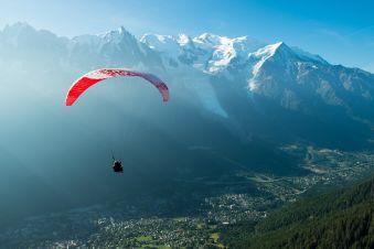 Vol découverte à Planpraz, 1000m au-dessus de Chamonix image 3