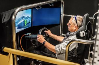 5 sessions de simulateur auto image 1