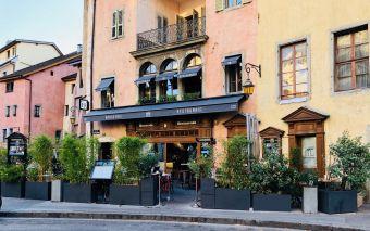 Brasserie Saint Maurice cover