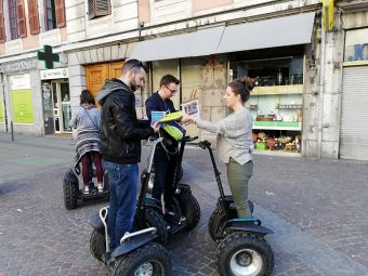 Escape Game Segway (pour 4 pers.) image 1