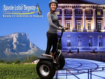 Savoie Loisir Segway Chambéry cover
