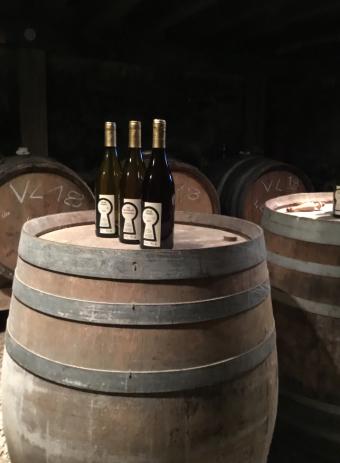 Séjour gourmand et insolite en Cabane Perchée pour 2 personnes au coeur du vignoble de Château-chalon image 3