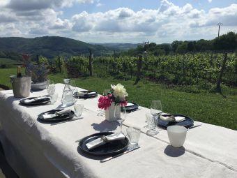 Séjour gourmand et insolite en Cabane Perchée pour 2 personnes au coeur du vignoble de Château-chalon image 2