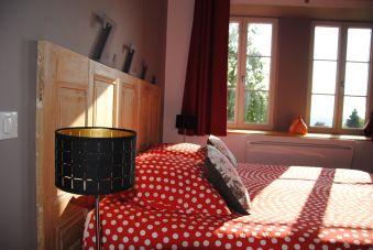 Séjour en chambre d'hôte au coeur du vignoble de Château-chalon chez un paysan vigneron image 12