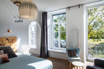 Une nuit en chambre d'hôte dans le domaine de Château-Chalon image 5