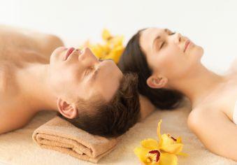 Massage bien-être en duo 75mn image 2