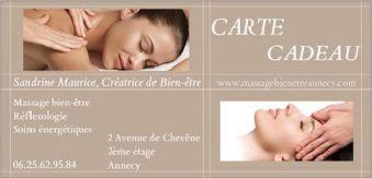 Massage bien-être en duo 30mn image 2