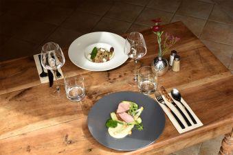 Repas pour deux personnes à la Cantine de Candie image 2