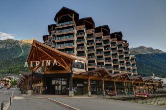 SNC HOTEL ALPINA cover