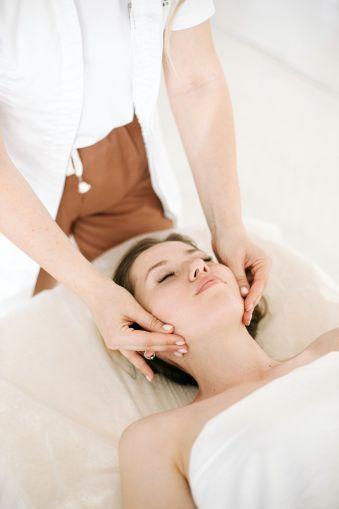 Massage en duo 45 min image 1