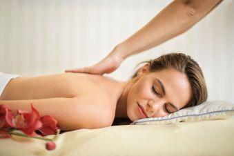 Massage bien-être 1 heure image 1