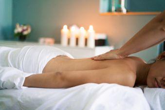 Massage bien-être 30min image 1