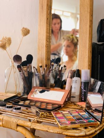Maquillage mariée ( avec essai) image 1