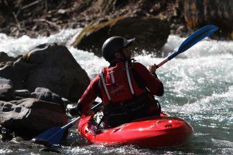 Descente Play & Run en open kayak 1h30 image 2