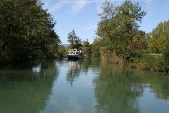 Croisière Canal de savière + Escale - Aix-Les-Bains image 1