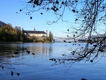 Croisière Lac Sauvage avec Menu ROSEAU  - Aix-Les-Bains image 3