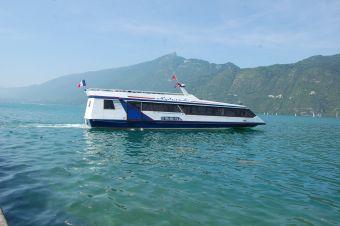 Croisière Lac Sauvage avec Menu IRIS  - Aix-Les-Bains image 3