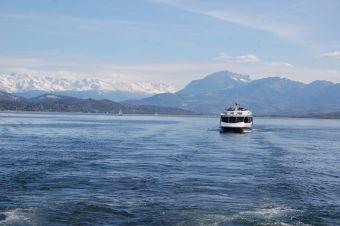 Croisière Lac Sauvage avec Menu Nénuphar  - Aix-Les-Bains image 1