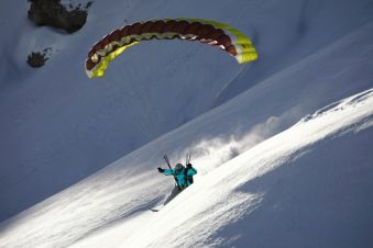 Cours de Speed Riding - Grand Bornand image 1