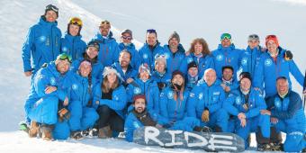 L'école de ski et parapente STARSKI Le Grand Bornand cover