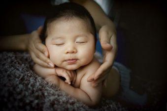 Massage Shantala (bébé) 30 min image 1
