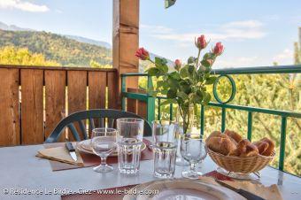 Nuit d'été Gourmande,  fondue savoyarde et petit-déjeuner. Produits locaux et bio image 2