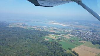 Survol du Mans en avion privé image 6