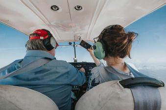 Balade aérienne aux alentours des Jardins d'Étretat image 2