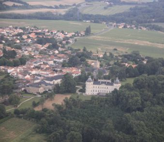 Survol de Nantes en avion image 3