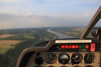 Survol de Nantes en avion image 4