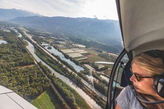 Survolez à deux les châteaux de la région parisienne en avion image 1