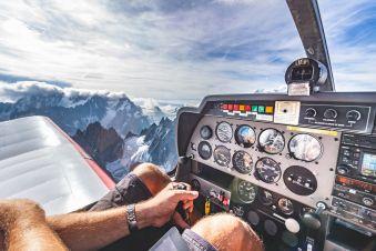 Balade en avion aux alentours de Besançon image 1