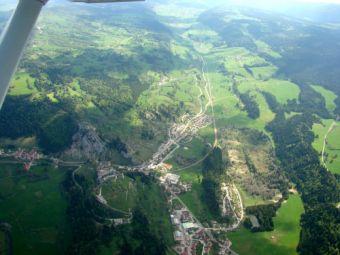 Balade en avion aux alentours de Besançon image 5