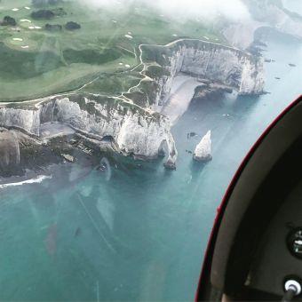 Balade aérienne aux alentours des Jardins d'Étretat image 5