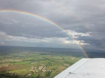 Survol de Nantes en avion image 6