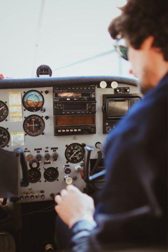 Survol en avion du bassin d'Arcachon image 7