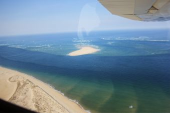 Survol en avion du bassin d'Arcachon image 6