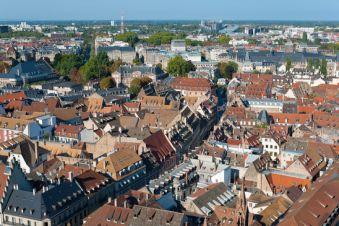 Survol des Strasbourg en avion privé image 7