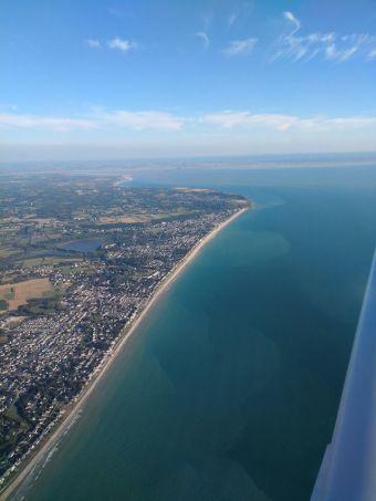 Balade aérienne aux alentours des Jardins d'Étretat image 4