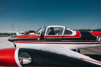 Survol en avion du bassin d'Arcachon image 2