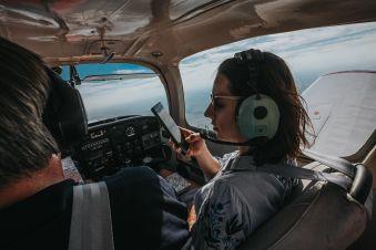 Balade à Montpellier en avion privé image 3