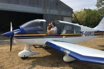 Balade aérienne aux alentours d'Aix en Provence image 2