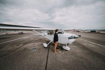 Balade en avion aux alentours de Besançon image 6