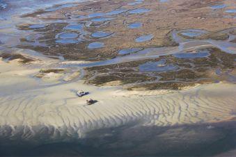 Survol en avion du bassin d'Arcachon image 9