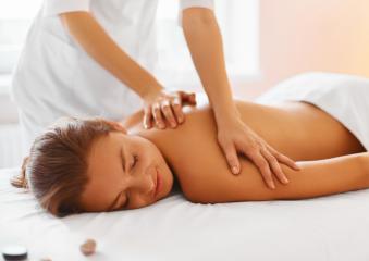 "Massage corps ""Baija"" 30mn image 1"